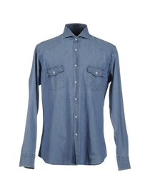 ROSSOPURO - Denim shirt