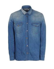 Denim shirt - MAURO GRIFONI