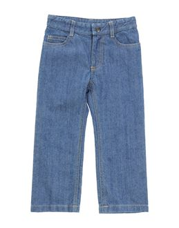 PETIT BATEAU - ДЖИНСОВАЯ ОДЕЖДА - Джинсовые брюки