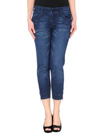 BLACK ORCHID - Denim capris