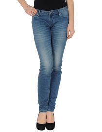 DKNY JEANS - Denim trousers