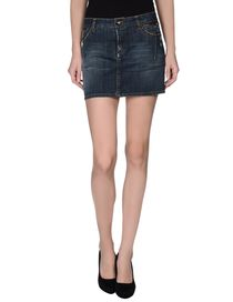 C'N'C' COSTUME NATIONAL - Denim skirt