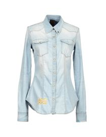 (+) PEOPLE - Denim shirt