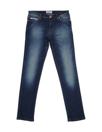 MOSCHINO TEEN - Denim trousers