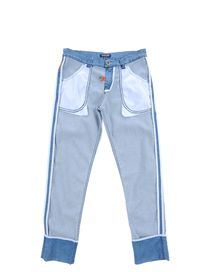 ROBERTO CAVALLI DEVILS - Denim trousers