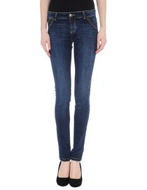 SCEE by TWIN-SET - Denim trousers
