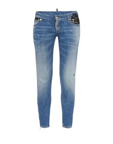 Denim capris - DSQUARED2