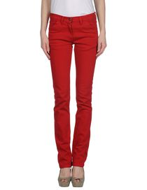 L'HERBE ROUGE - Denim trousers