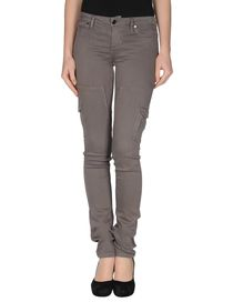 PINKO GREY - Denim trousers