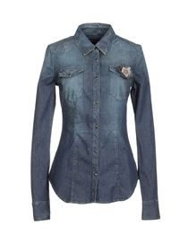 TWO WOMEN IN THE WORLD - Denim shirt