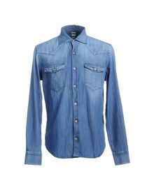 JACOB COHN - Denim shirt
