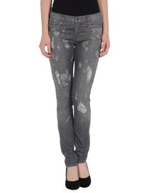 HAUTE HIPPIE - Denim trousers