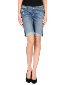 7 FOR ALL MANKIND - Short en jean