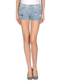 GALLIANO - Shorts jeans
