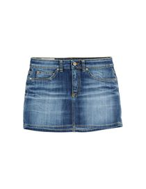 DONDUP DQUEEN - Denim skirt