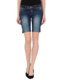 ONLY - Denim bermudas