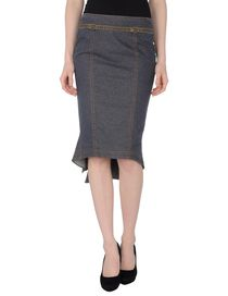 ROBERTA SCARPA - Denim skirt