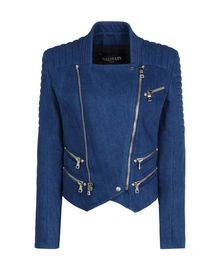 Denim outerwear - BALMAIN