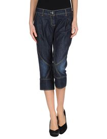 BLUGIRL FOLIES - Denim capris