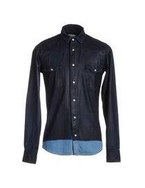 DRIES VAN NOTEN Chemise en jean