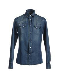 MASTER COAT - Denim shirt