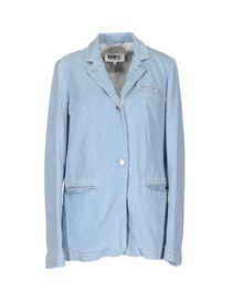 MM6 by MAISON MARTIN MARGIELA - Denim outerwear
