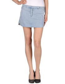 MM6 by MAISON MARTIN MARGIELA - Denim skirt
