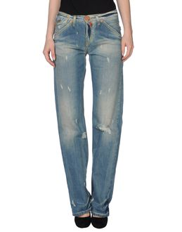 TAKE-TWO Denim pants - Item 42303861