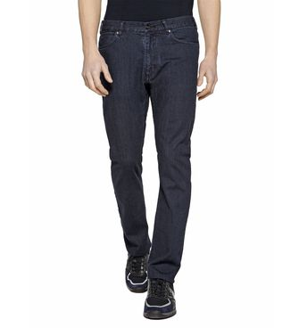 ZEGNA SPORT: Denim Nero - 42306139CK