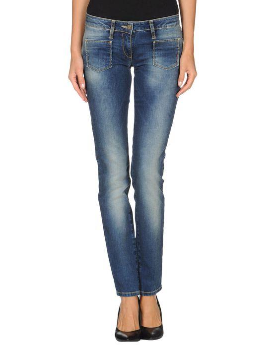 EXTE Джинсовые брюки