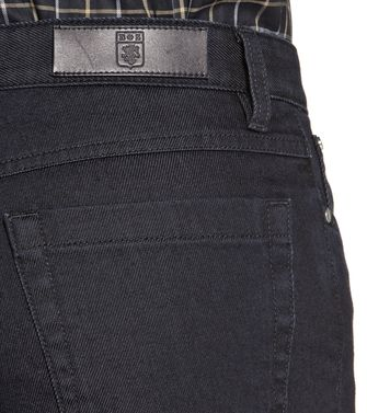 ERMENEGILDO ZEGNA: 5-pockets Trousers Black - 42308363ID