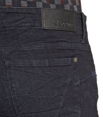 ZZEGNA: Denim Nero - 42313057QH