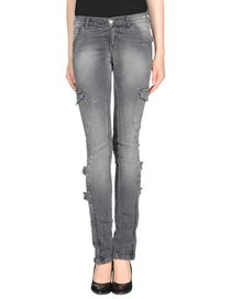 TWIN-SET JEANS - Denim pants