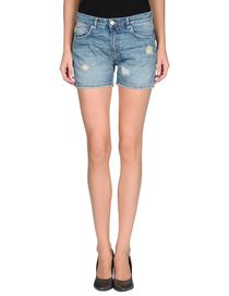M.GRIFONI DENIM - Short en jean