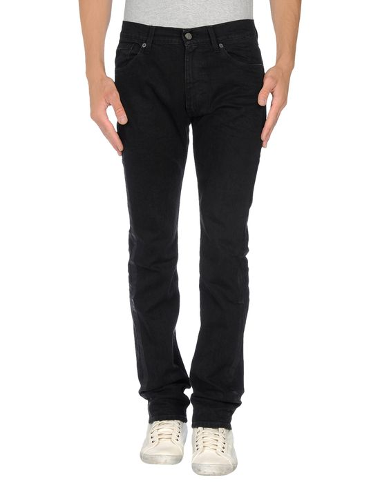 KARL BY KARL LAGERFELD Джинсовые брюки