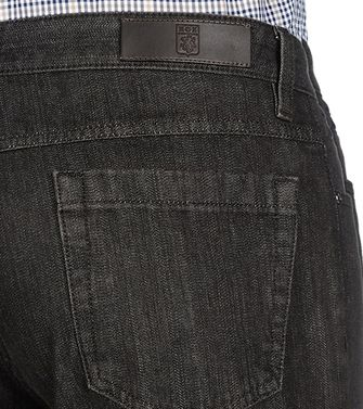 ERMENEGILDO ZEGNA: Denim Blue - 42321393PD