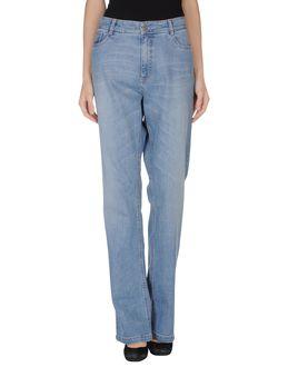 BLUE LES COPAINS - ДЖИНСОВАЯ ОДЕЖДА - Джинсовые брюки