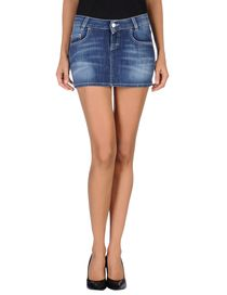 FIFTY FOUR - Denim skirt