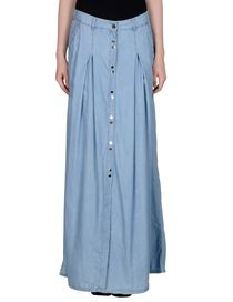 TWIN-SET Simona Barbieri - Denim skirt