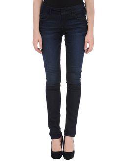 BLACK ORCHID - ДЖИНСОВАЯ ОДЕЖДА - Джинсовые брюки