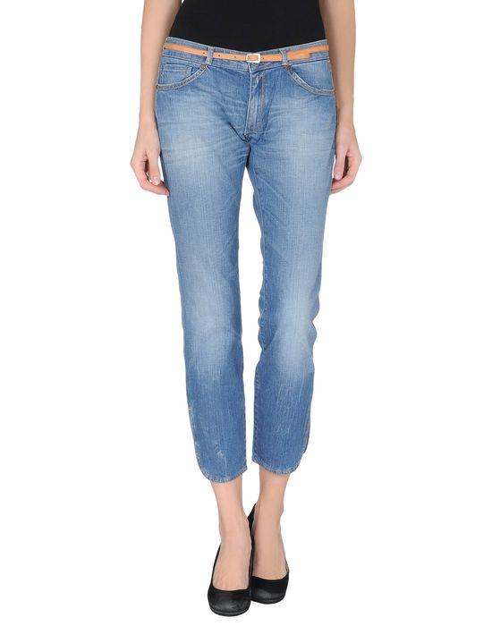 REPLAY Джинсовые брюки-капри