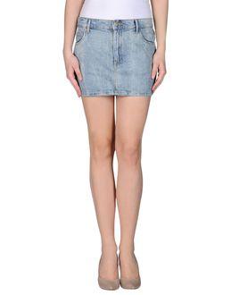 CHEAP MONDAY - Džinsu apģērbu - Džinsa svārki