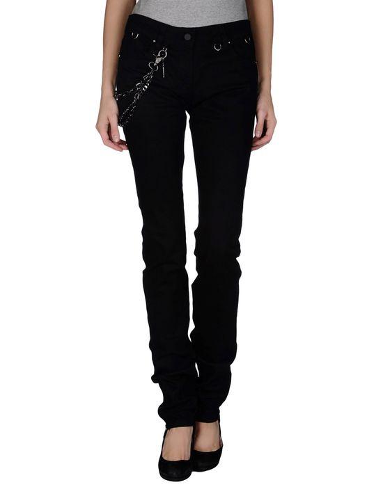 KARL LAGERFELD Джинсовые брюки