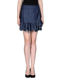 SCERVINO STREET - Denim skirt