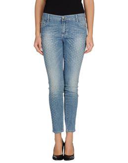 Pantaloni jeans - ERMANNO SCERVINO EUR 187.00