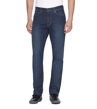 ZEGNA SPORT: Denim Black - 42330571TX