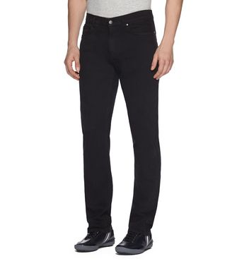 ZEGNA SPORT: Denim Nero - 42330572WW