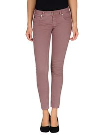 MAISON CLOCHARD - Denim trousers