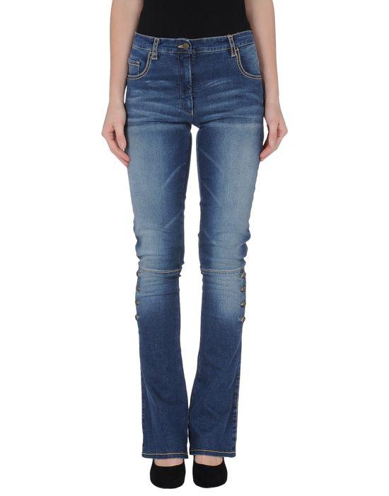 LAGERFELD GALLERY BY DIESEL Джинсовые брюки
