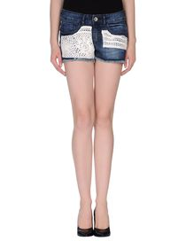 RIFLE - Denim shorts